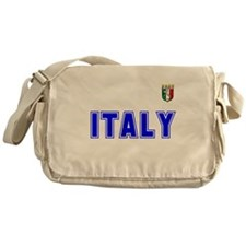 Italy Team Messenger Bag