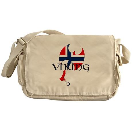 Norway Viking Messenger Bag