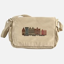 Amsterdam Netherlands Messenger Bag