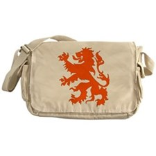 Dutch Lion Messenger Bag
