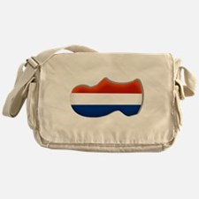 Dutch Clogs Messenger Bag