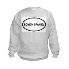 Boykin Spaniel Euro Sweatshirt