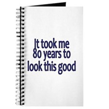 Cute 80 year olds Journal