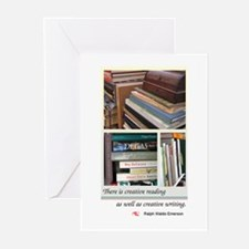 Creative Reading Greeting Cards (Pk of 10)