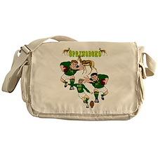 Springboks Rugby Team Messenger Bag