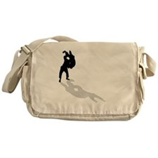 Judo Throw Messenger Bag