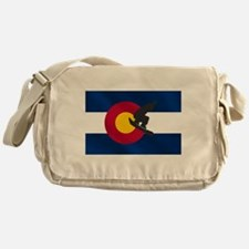 Colorado Snowboarding Messenger Bag