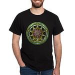 Earth Elemental Pentacle Dark T-Shirt