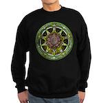 Earth Elemental Pentacle Sweatshirt (dark)