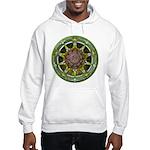 Earth Elemental Pentacle Hooded Sweatshirt