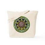 Earth Elemental Pentacle Tote Bag
