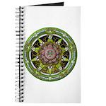 Earth Elemental Pentacle Journal