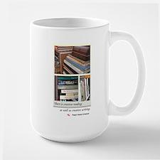 Creative Reading Large Mug