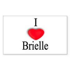 Brielle Rectangle Decal