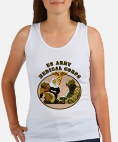 Army - Medical Corps - Medic Women's Tank Top