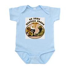Army - Medical Corps - Medic Infant Bodysuit