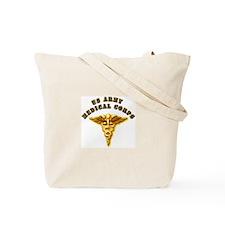 Army - Medical Corps - Medic Tote Bag