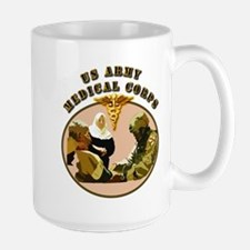 Army - Medical Corps - Medic Large Mug