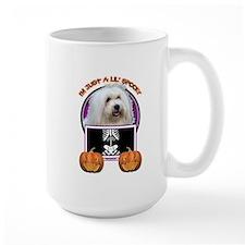 Just a Lil Spooky Coton de Tulear Mug
