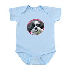 Funny Shih Tzu Infant Bodysuit