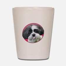 Funny Shih Tzu Shot Glass