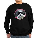 Funny Shih Tzu Sweatshirt (dark)