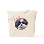 Funny Shih Tzu Tote Bag