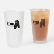 My Other Dress Pants Drinking Glass