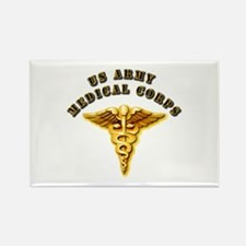 Army - Medical Corps Rectangle Magnet