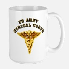 Army - Medical Corps Large Mug