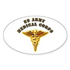 Army - Medical Corps Decal