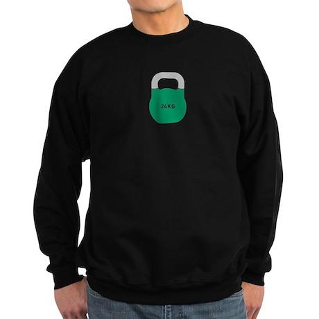 24kg Pro Kettlebell Sweatshirt (dark)