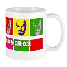 Lenin is my Homeboy Coffee Mug