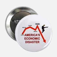 "RUINING AMERICA 2.25"" Button (10 pack)"