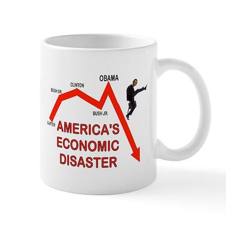RUINING AMERICA Mug