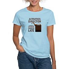 Activities Director Gift T-Shirt