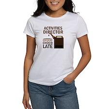 Activities Director Gift Tee