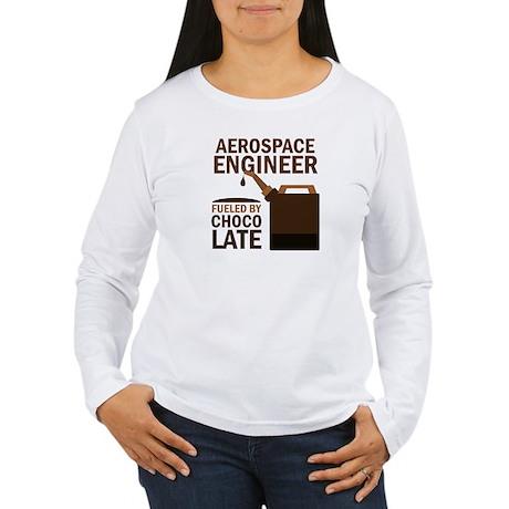 Aerospace Engineer Gift Women's Long Sleeve T-Shir