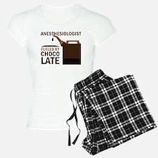 Anesthesiologist Chocoholic Gift Pajamas