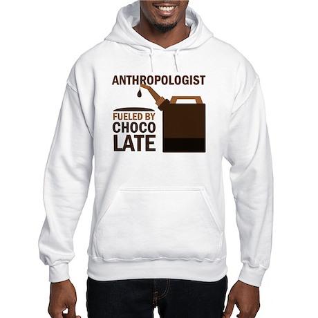 Anthropologist Chocoholic Gift Hooded Sweatshirt