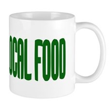 Support Local Food Mug