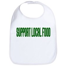 Support Local Food Bib