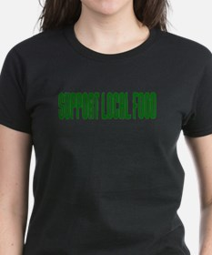 Support Local Food Tee