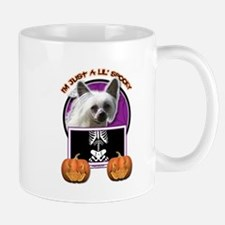 Just a Lil Spooky Crestie Mug