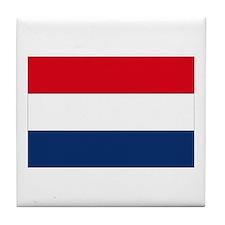 Dutch Flag Tile Coaster