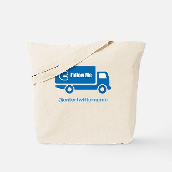 Cute Social networks Tote Bag