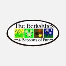 The Berkshires 4 seasons of fun Patches