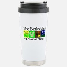The Berkshires 4 seasons of fun Travel Mug