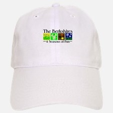 The Berkshires 4 seasons of fun Baseball Baseball Cap