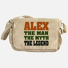 ALEX - The Legend Messenger Bag
